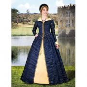 Queen of Scots Gown